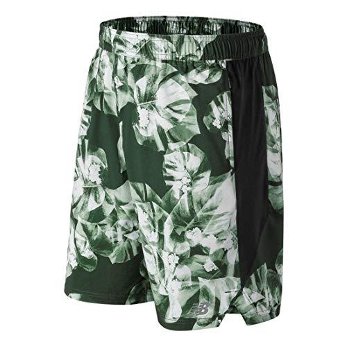 New Balance Herren Shorts Tenacity Woven, Herren, Shorts, Ms91098, Dark Cedar, X-Large