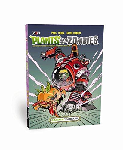 Plants vs. Zombies. Garden Warfare. A História em Quadrinhos Baseada no Game