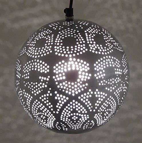 Marrakesch Zarina - Lámpara de techo (latón, tamaño peque