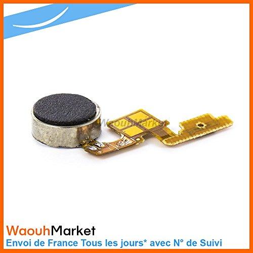 WaouhMarket Cable Plano para Samsung Galaxy Note 3 N9005 con botón de Encendido y Apagado