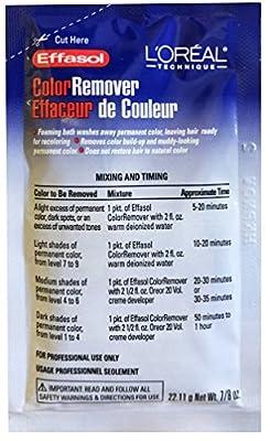 L'OREAL Effasol Color Remover