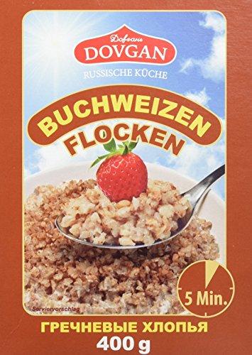 Dovgan Buchweizenflocken, 400 g