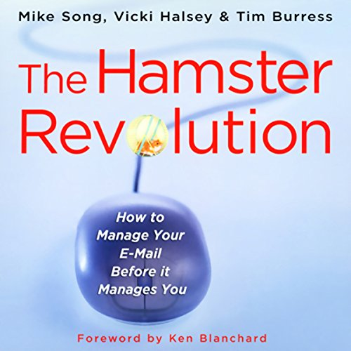 The Hamster Revolution audiobook cover art