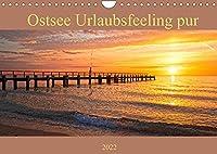 Ostsee Urlaubsfeeling pur (Wandkalender 2022 DIN A4 quer): Zauberhafte Fotografien von der Ostseekueste (Monatskalender, 14 Seiten )
