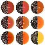 VAHDAM, Muestra de Té Negro - 10 TEAS, 50 porciones | Ingredientes 100% naturales | Alta ...