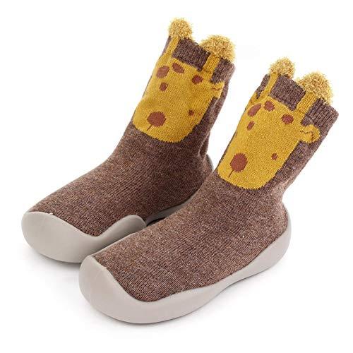Babysokken anti-slip huisschoenen baby anti-slip sokken schoenen laarzen slipper vloer sokken peuters indoor slippers sokken babyschoenen kruipschoenen peuters loopschoenen