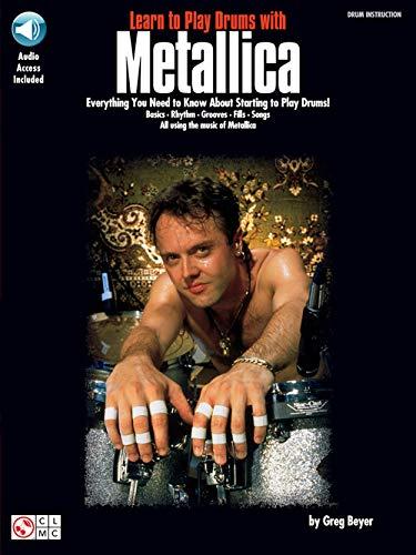 Learn to Play Drums with Metallica - Schlagzeugnoten [Musiknoten]