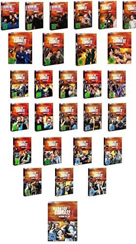 Staffel 1-30 (58 DVDs)