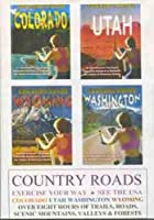 Colorado Utah Wyoming Washington - Country Roads [DVD]