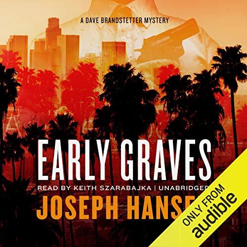 Page de couverture de Early Graves