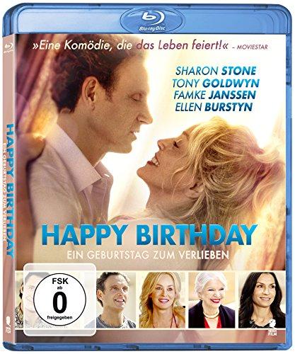 Happy Birthday - Ein Geburtstag zum Verlieben [Alemania] [Blu-ray]