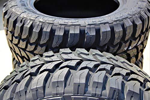 Set of 4 (FOUR) Crosswind M/T Mud Tires-30X9.50R15 LT 104Q LRC 6-Ply