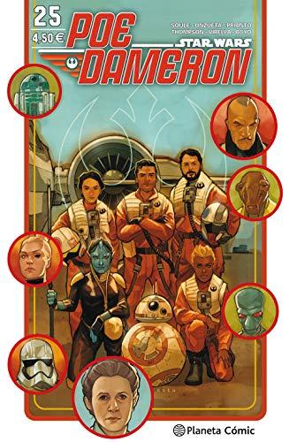 Star Wars Poe Dameron nº 25: 12 (Star Wars: Cómics Grapa Marvel)