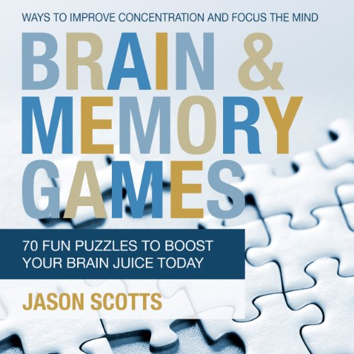Brain and Memory Games  By  cover art