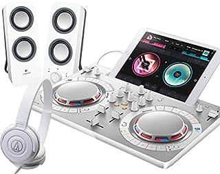 Pioneer dj DDJ-WEGO4 DJコントローラー ヘッドホン スピーカー DJセット iPhone iPad 対応 ddj pcdj