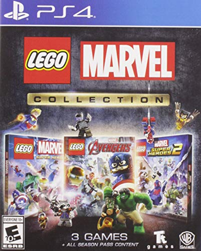 LEGO Marvel Collection for PlayStation 4 [USA]