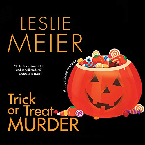 Trick or Treat Murder  By  cover art