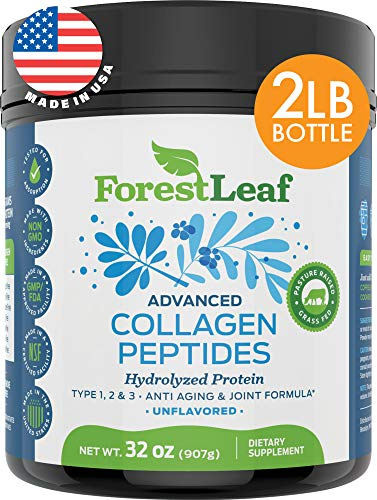 Advanced Hydrolyzed Collagen Peptides by ForestLeaf review