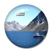 グリーンランドデンマーク冷蔵庫マグネットホワイトボードマグネットオフィスキッチンデコレーション