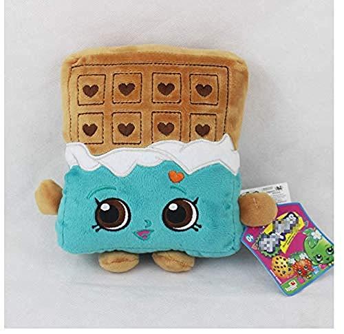 NC56 Obst Plüschtiere Puppe Erdbeer Apfel Kekse Donuts Lippenstift Schokolade Muffin Plüsch Gefülltes Spielzeug Für Mädchen Kinder Geschenk 20Cm