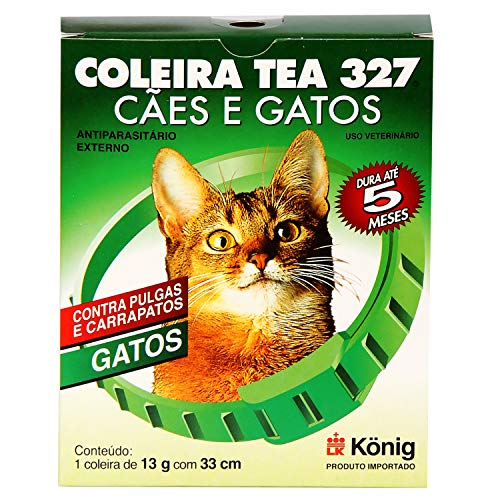 Tea Konig Antiparasitic Leash for Dogs and Cats
