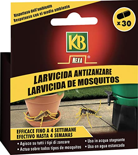 KB Larvicida de Mosquitos, 30