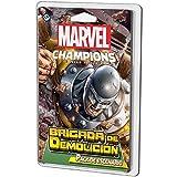 Fantasy Flight Games- Marvel Champions - Brigada de Demolición - Pack de Escenario (1)