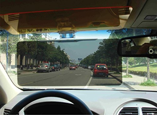 CTC 2x universale Tinted Sun Shades 2982/A8