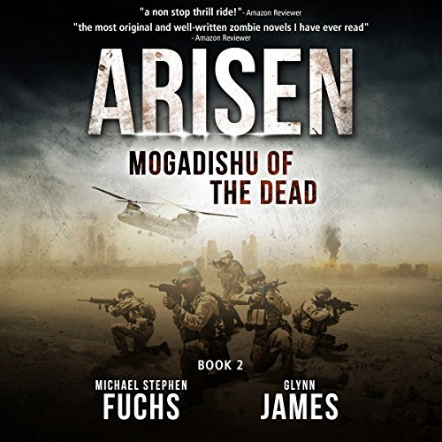 Mogadishu of the Dead audiobook cover art