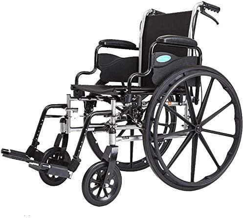 wheelchairs Save money Aluminum self Wheelchair Adjus Walking Collapsible Mail order