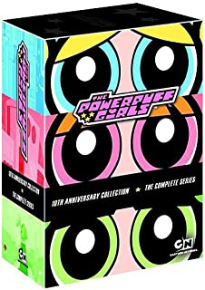 The Powerpuff Girls 10th Anniversary Collection - The Complete Series (Full Frame)