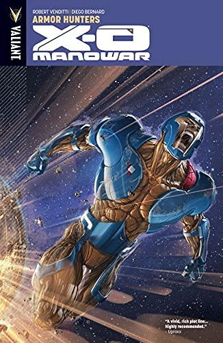 X-O Manowar Vol. 7: Armor Hunters - Introduction (X-O Manowar (2012- )) (English Edition)