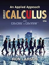 Calculus : An Applied Approach, Brief
