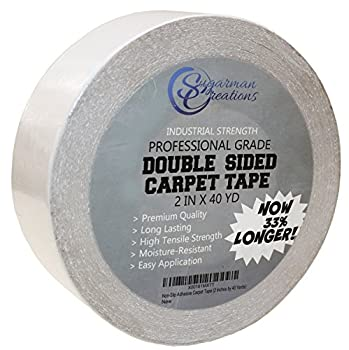 Sugarman Creations Strongest Double Sided Carpet Tape​ Review