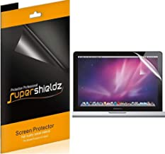 (3 Pack) Supershieldz Anti Glare and Anti Fingerprint Screen Protector for Apple MacBook Pro 13 inch with Retina Display (...