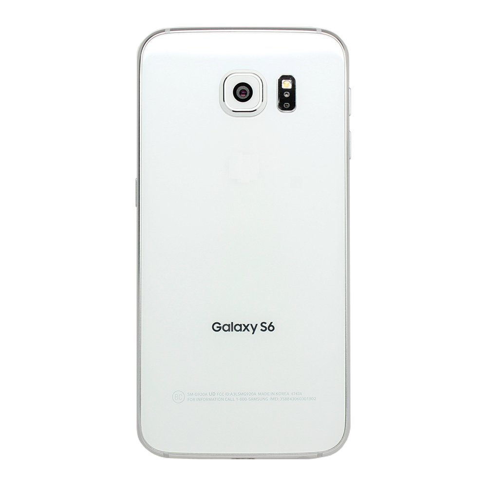 Samsung Galaxy S6 White 32GB Smartphone (Reacondicionado): Amazon.es: Electrónica
