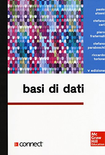Basi di dati. Con Connect