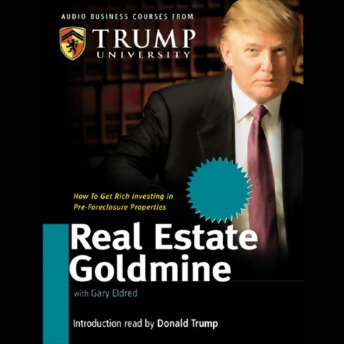 Real Estate Goldmine audiobook cover art