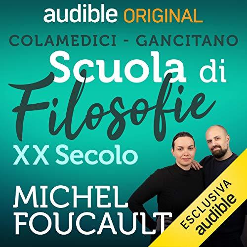 Michel Foucault copertina