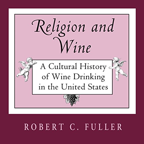 Religion And Wine audiobook cover art