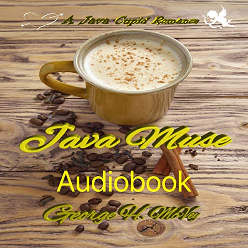 Java Muse  audiobook cover art