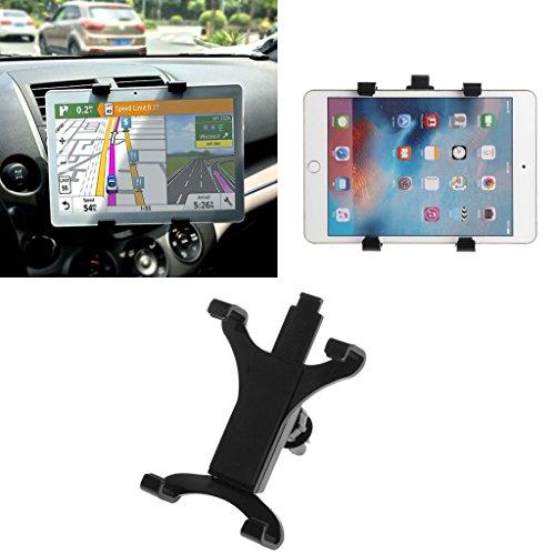 BGH ER-NMBGH - Soporte para rejilla de ventilación de coche para I-pad de 7 a 11 pulgadas, Sam-sung, Gala-xy, Tab Tablet PC