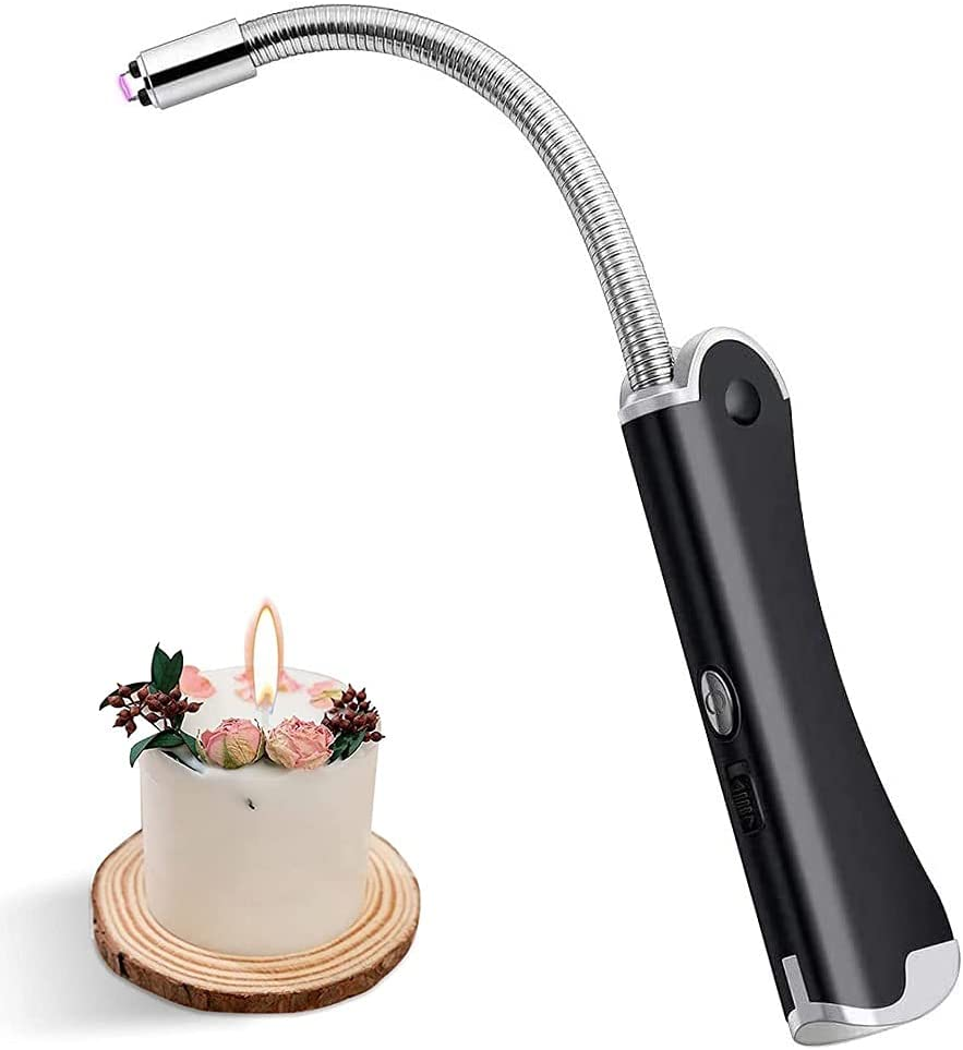 Purchase FASSTUREF Foldable Ranking TOP8 Candle Lighter USB Electric Rechargeable Arc