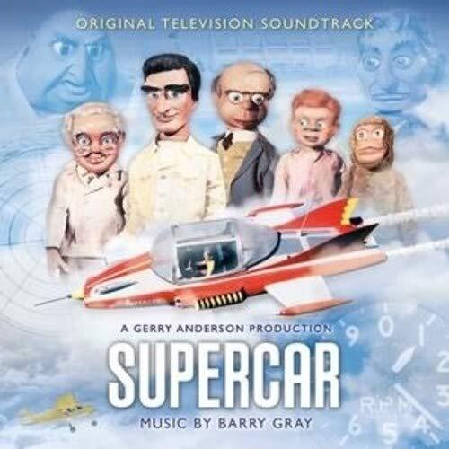 Supercar - Original TV Soundtrack