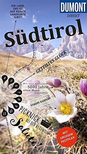 DuMont direkt Reiseführer Südtirol: Mit großem Faltplan