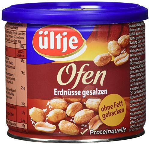 ültje Ofen Erdnüsse, gesalzen, Dose 190g