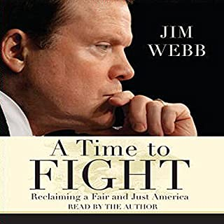 A Time to Fight audiobook cover art