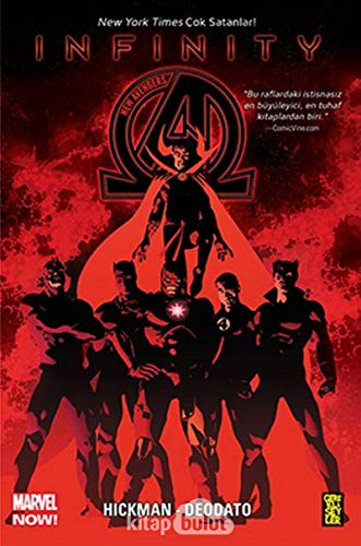 New Avengers Marvel Now! 2. Cilt - Infinity