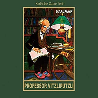 Professor Vitzliputzli Titelbild
