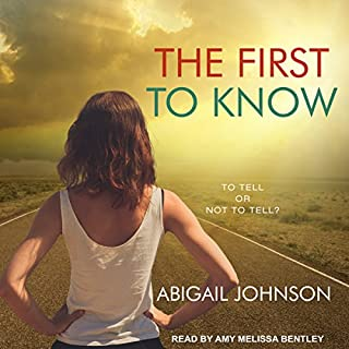 The First to Know cover art